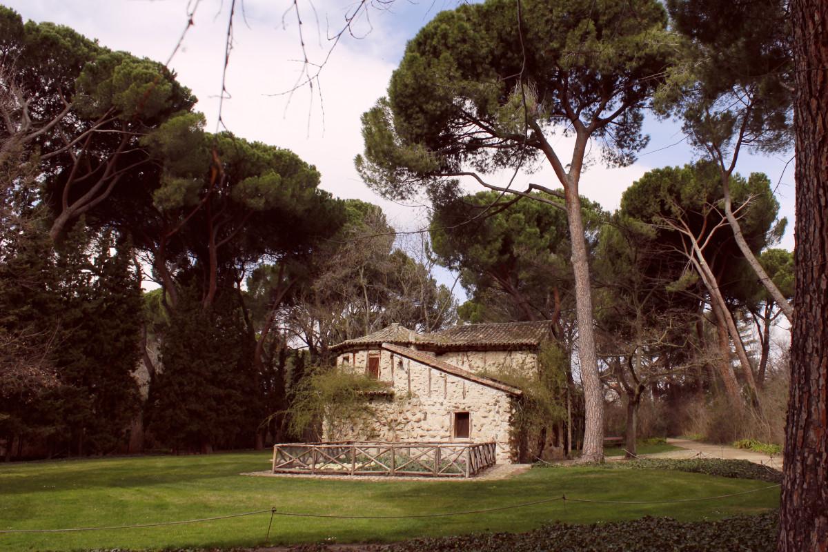 Parques madrileños para visitar en otoño