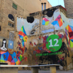Ruta de los graffiti en Zaragoza