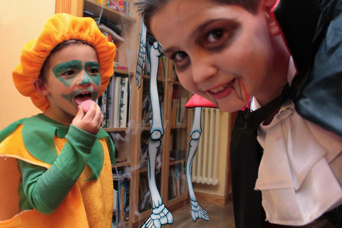 Te desvelamos los cinco detalles imprescindibles para una fiesta de Halloween