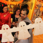 Cómo conseguir decoración barata para Halloween