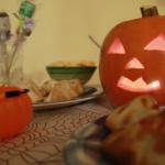 Trucos para decorar la mesa en Halloween