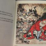 Mira, este libro es el origen de Papá Noel