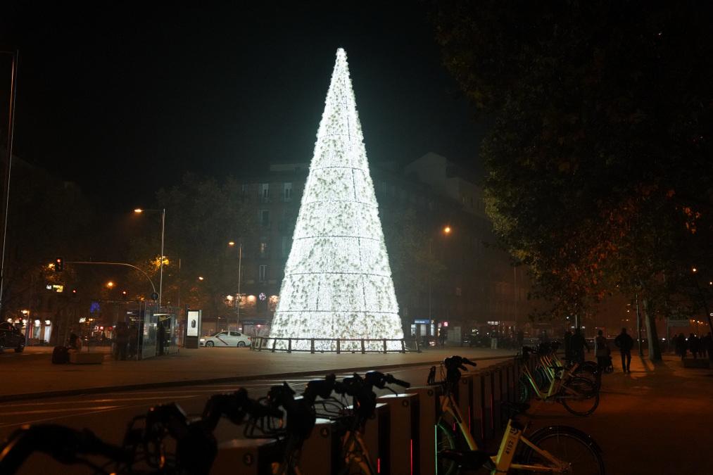 Luces de Navidad en Madrid 2020-2021