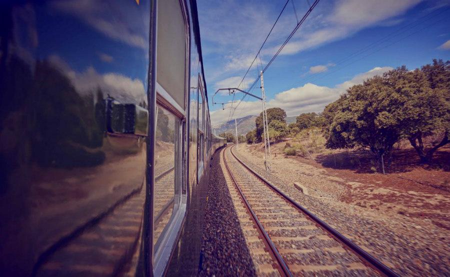 El Tren de los Reyes Magos de Madrid hace una ruta llena de encanto