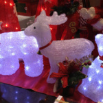 Adornos de Navidad en los bazares chinos: los más baratos