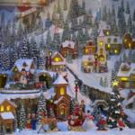 Dónde ver cajas musicales navideñas en Madrid