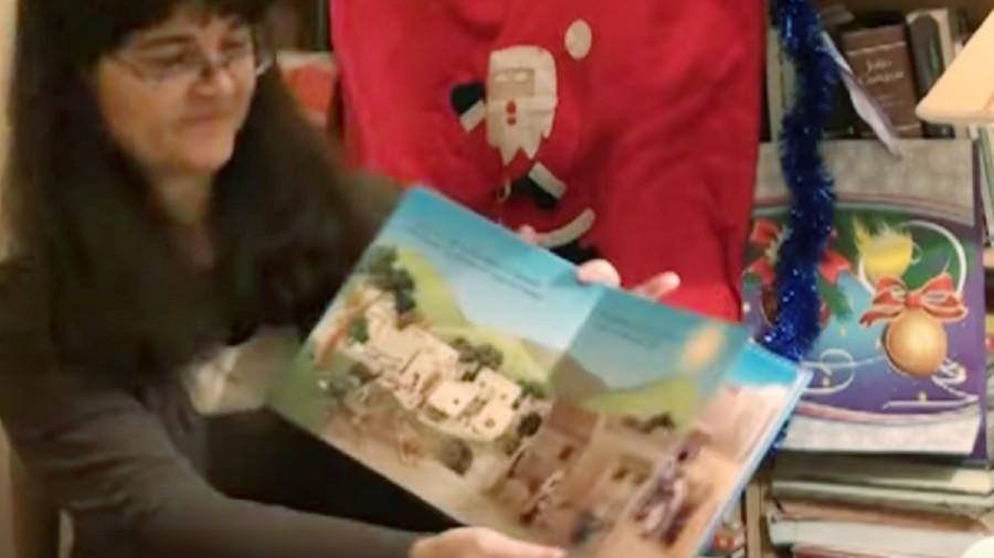 Nuestra amiga Joanne nos cuenta 'Nativity' en Inglés
