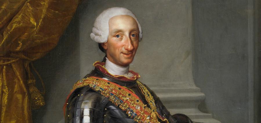 Retrato de Carlos III