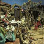 Cómo visitar el belén napolitano del Museo de Historia de Madrid