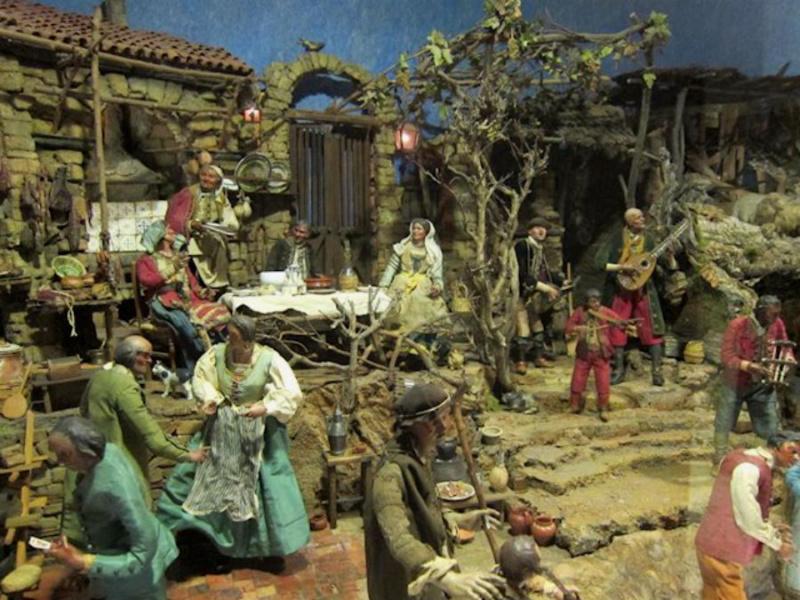 Belén Napolitano del Museo de Historia de Madrid