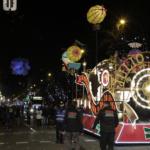 Fechas y horarios de las cabalgatas de Reyes de Madrid 2020
