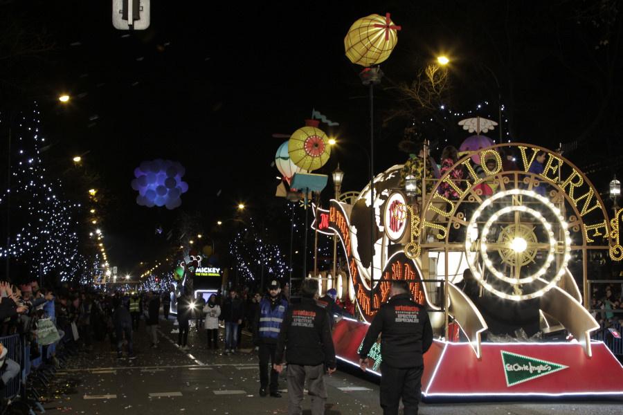 Gran Cabalgata de Reyes Magos