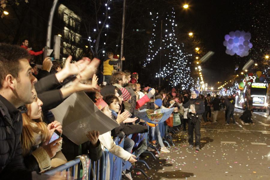 Tips para disfrutar de la Cabalgata de Reyes Magos