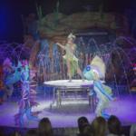 Así es el Circo de Agua: en Navidad en Madrid
