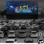Autocine Madrid proyecta 'Cats'