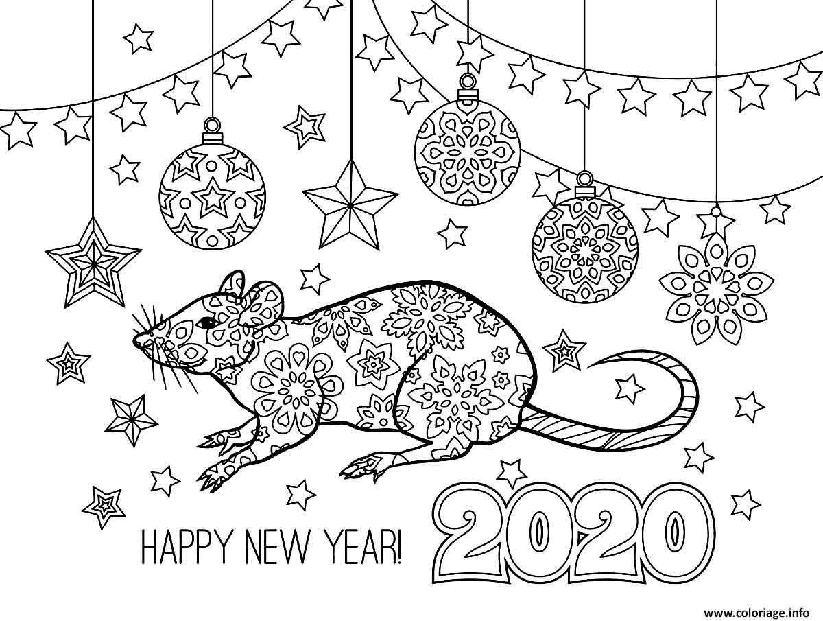 2020 es el Año Chino de la Rata