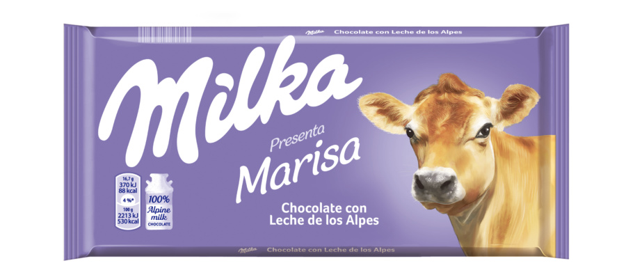 Chocolate Milka Marisa