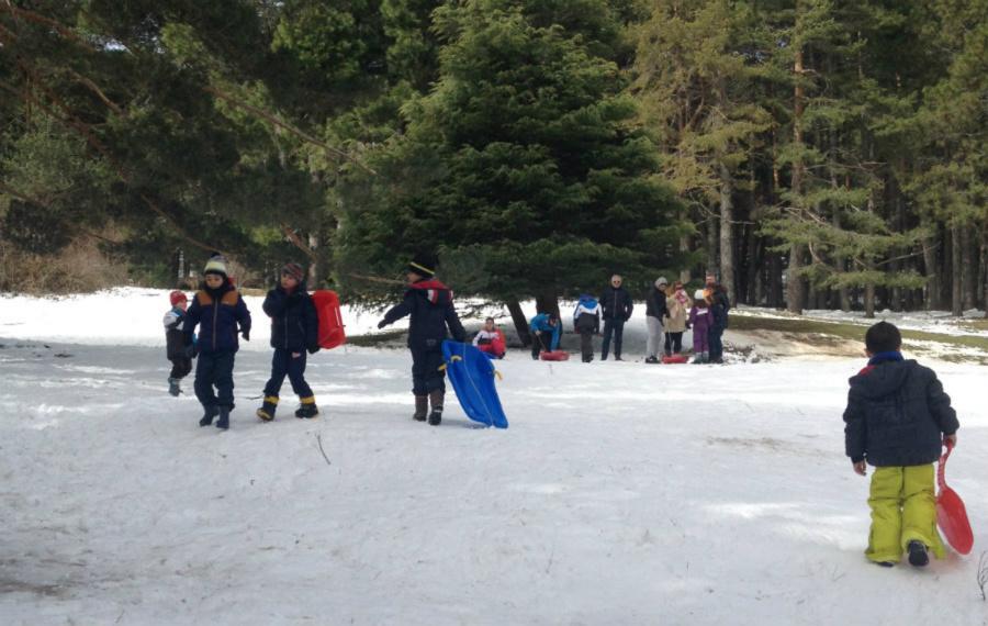Consejos para divertirse en la nieve sin incidentes ;-)