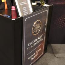 Exposición oficial de Juego de Tronos