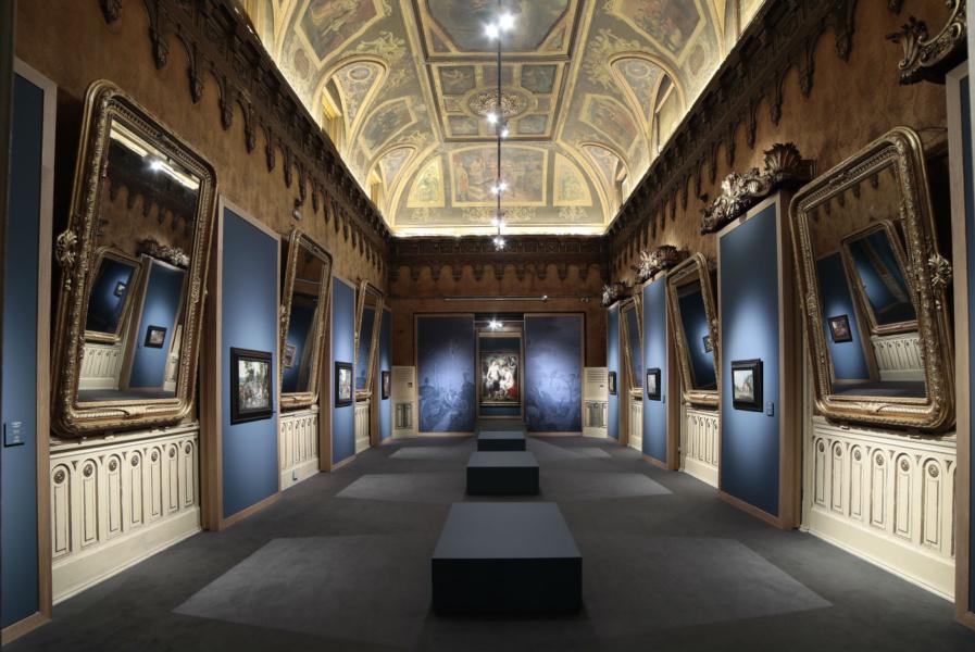 Exposicion de Brueghel en Madrid