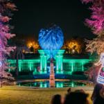 ¿Merece la pena el espectáculo de luces en el Botánico de Madrid?