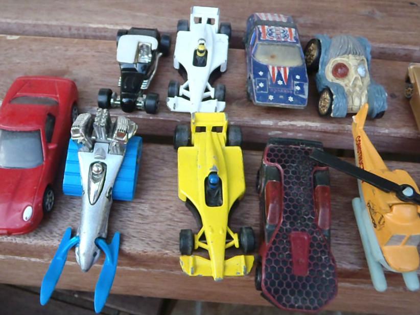 Reparar y restaurar juguetes viejos es un planazo para entretenerse en casa