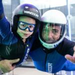Dónde volar en un túnel de viento en España (es un gran plan en familia)