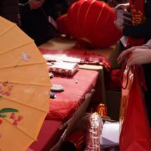 Taller de artesanía china por el Año Nuevo Chino
