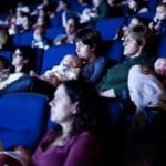 Sesiones Teta: cómo ir al cine con tu bebé