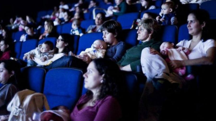 Te contamos cómo ir al cine con tu bebé