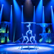 Escena del espectáculo 'Circo de Hielo 2'