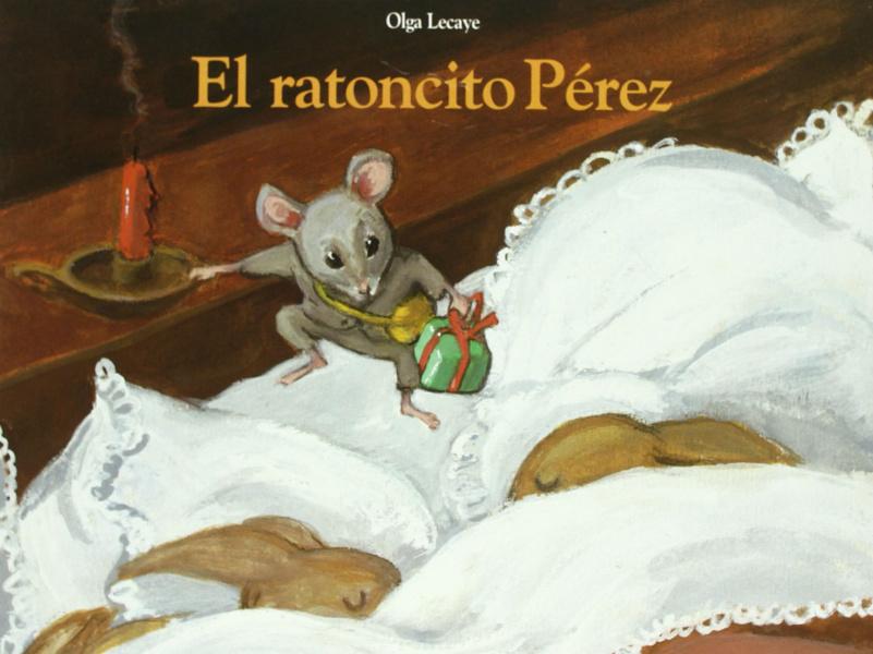 Da igual dónde se pierda el diente... el roedor Pérez sabe cómo encontrarlo...