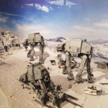 Exposición de Star Wars en Madrid, 2020