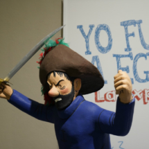 Exposición 'Yo fui a EGB'