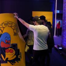 En la exposición 'Game On' se puede jugar a todos los videojuegos de la muestra
