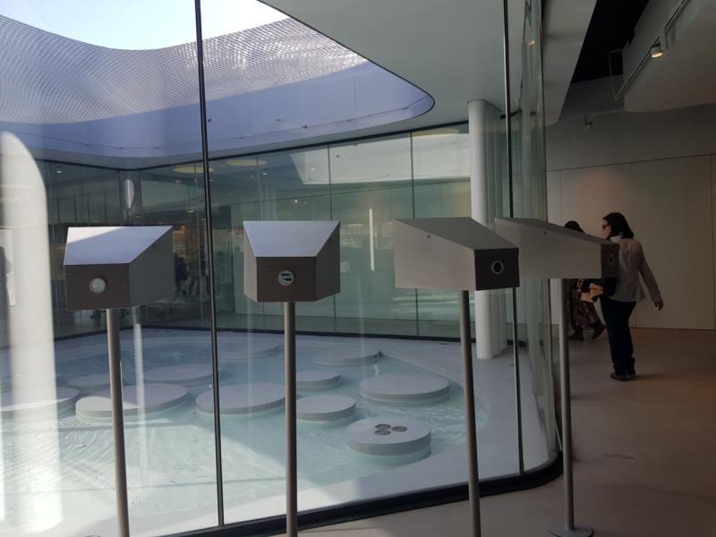 Centro de Interpretación de Madrid Río