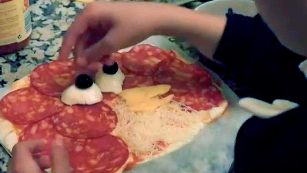 'Fabricamos' nuestra propia pizza súper divertida