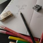 Sesión de dibujo del natural