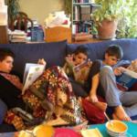 Taller de lectura en casa