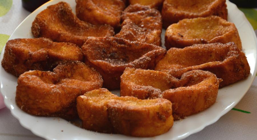 Preparamos uno de los dulces típicos de Semana Santa: torrijas tradicionales