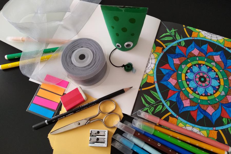 7 propuestas artísticas para hacer con los peques en casa