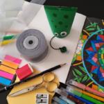 7 actividades artísticas para hacer con peques sin salir de casa