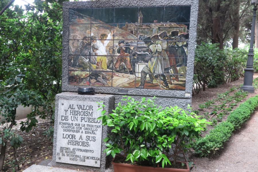 Cementerio de los Héroes del Dos de Mayo en MadridCementerio de los Héroes del Dos de Mayo en Madrid
