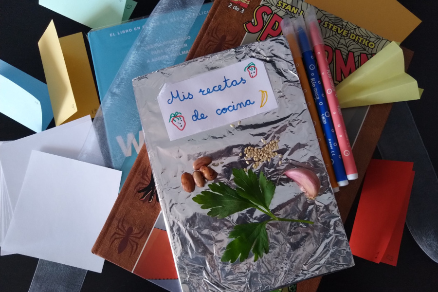 Actividad para el Día del Libro: ¡presentamos nuestro libro casero!