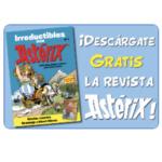 Descarga gratis la revista de Astérix® para leer y jugar sin salir de casa