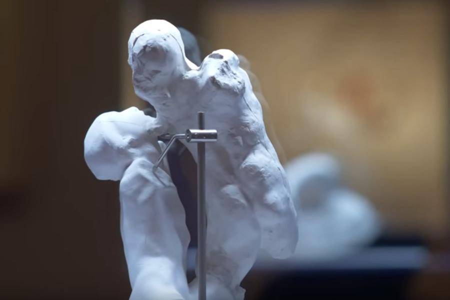 La Fundación Canal nos trae una interesante exposición sobre Rodin a casa