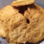 Cómo hacer galletitas saladas caseras: un snack rico y saludable