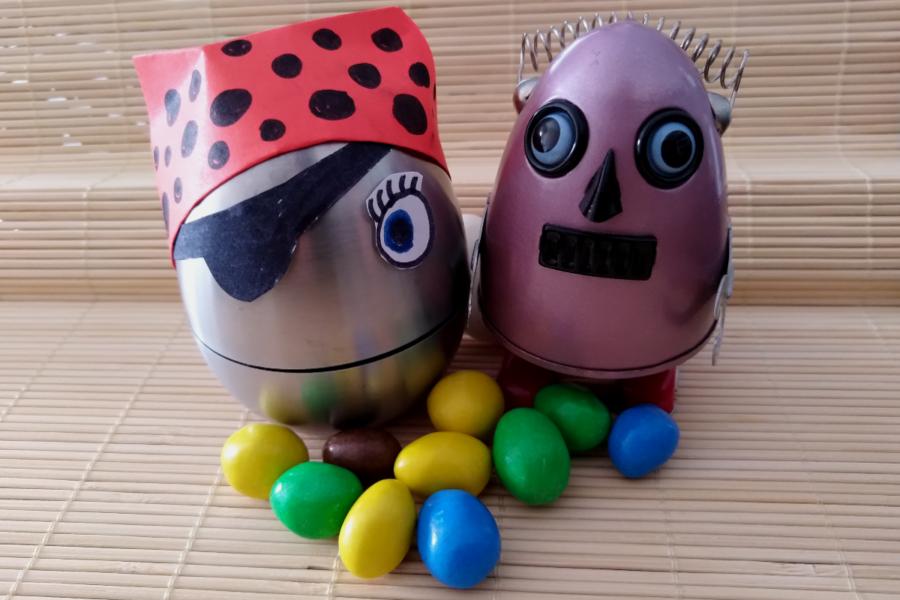 Te damos ideas para hacer y decorar huevos de Pascua caseros