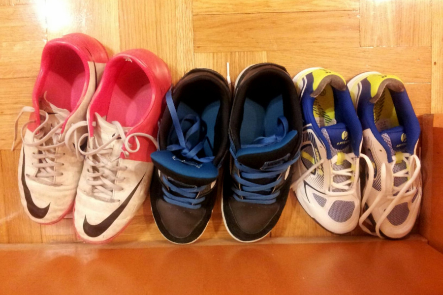 Jugamos a ponernos en los zapatos de los demás ;-)