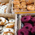 Rosquillas típicas de San Isidro, ¿cómo son?
